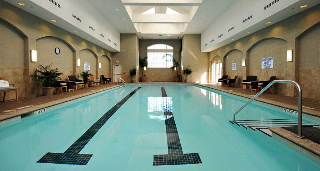 Cascades Verdae Indoor Pool