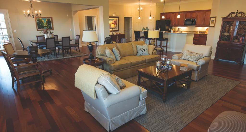 Greenville Independent Senior Living Apartments
