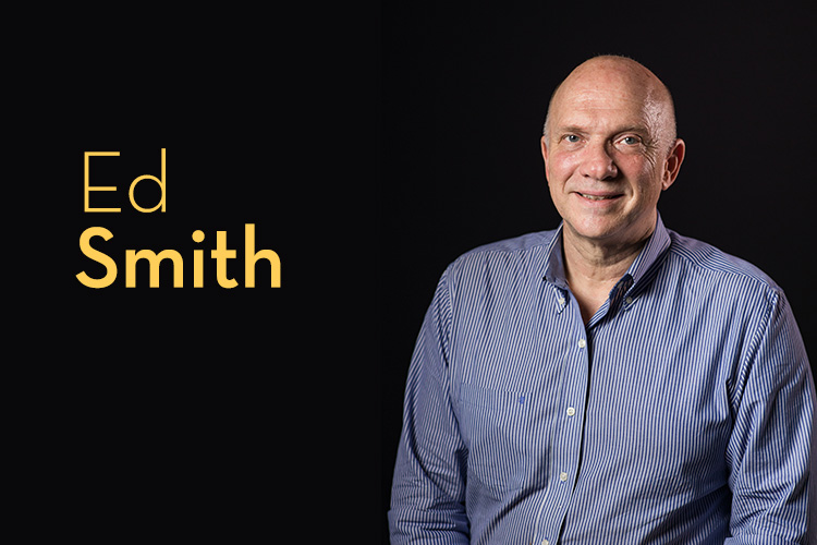 Be The Change – Ed Smith