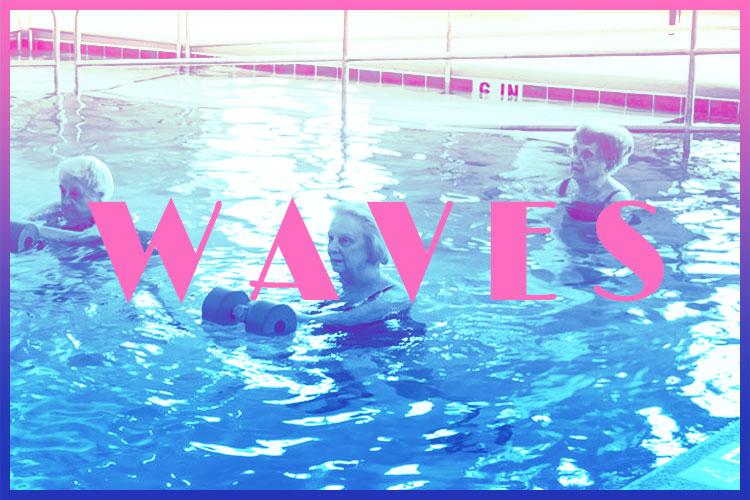 Award-Winning WAVES Aquatic Program